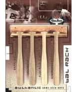 2002 Fleer Box Score Bat Rack Quads #4 Bonds/Berkman/ARod/Nomar /150 - $120.00
