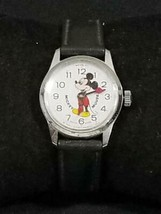 Vintage Bradley Mickey Mouse Watch Swiss Made  PLEASE READ   FREE USA SHIP - $50.00