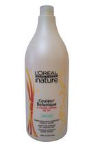 L'Oreal Nature Couleur Botanique Protecting Shampoo 1500 ml 50.7 oz - $77.29