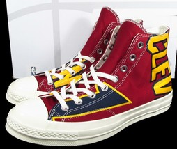 Converse Cleveland Cavaliers Cavs Gameday Jersey Sneaker CT 70 091/250 (... - $150.00