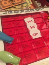 Vintage 1964 Jeopardy board game- complete set image 4
