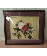 """Oriental Flower Art 29""""x 25"""" - $65.91"""