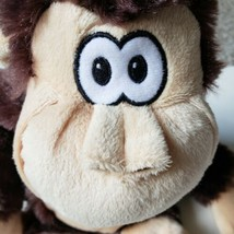 "Dan Dee Collector's Choice Plush Monkey Muah 11"" Soft Brown - $11.30"
