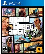 Grand Theft Auto V - PlayStation 4 [video game] - $66.68