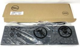 Dell KB216 USB Multimedia Keyboard - Black, New in the Box - $9.50