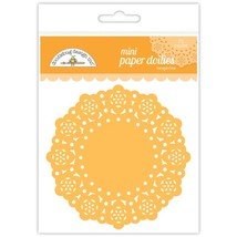 "MINI Paper Doilies.  75 Pack. 3""  Choose Color. Doodlebug Designs image 6"