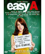 Easy A (DVD, 2010) - $7.00