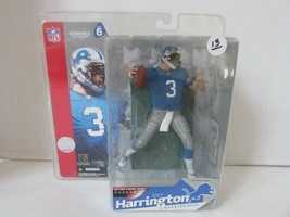 MCFARLANE'S Figurine Articulée NFL Joey Harrington Detroit Lions #3 Seri... - $13.70