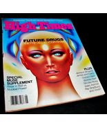 HIGH TIMES MAGAZINE Jan 1980 Future Drugs Jackson Browne Graham Nash - $17.28
