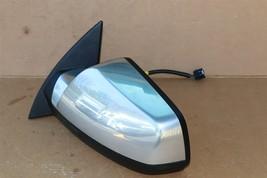 13-17 GMC Terrain Power Door Wing Mirror w/ Blind Spot Driver Left LH (10wire) image 2