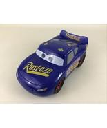Disney Cars Fabulous Lightning McQueen Transforming Playset #95 2016 Mat... - $35.59
