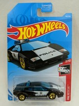 Hot Wheels Lamborghini Police Car - $7.42