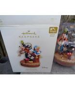 Hallmark: SING-ALONG PALS - Mickey, Donald and Goofy - Dated 2006 - Magic - $44.00