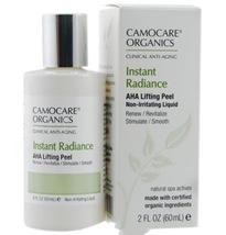 CamoCare Organics Instant Radiance AHA Lifting Peel 2 oz/60 ml Renew & S... - $52.00