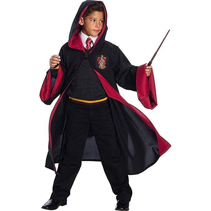 Charades Harry Potter Gryffindor Estudiante Infantil Disfraz Halloween 03581C