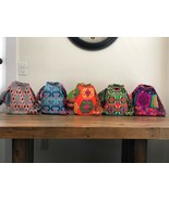 10 choices Authentic 100% Wayuu Mochila Colombian Bag Large Size summer ... - $77.40+