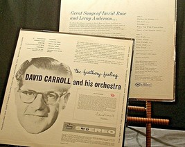 Holiday for Strings and Voices Violins David Carroll and his orchestra AA20-2120 image 2