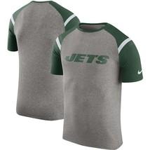 New York Jets Mens Nike Enzyme Shoulder Stripe T-Shirt - Size XL - NWT - $22.90