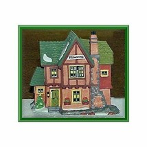 Dept 56 Dickens Snow Village  Browning Cottage 58246-2 - $52.08
