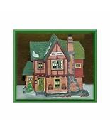 Dept 56 Dickens Snow Village  Browning Cottage 58246-2 - $52.08