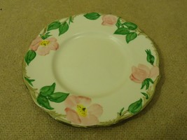 Franciscan Vintage Bread Butter Plate 6 3/8in Floral Desert Rose USA Ear... - $9.25