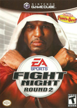 Fight Night Round 2 Gamecube GC - $19.20
