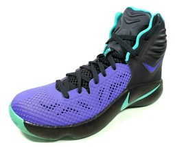 Nike Zoom Hyperfuse 2014 Mens Shoes 684591 535 Basketball Cave Purple Me... - $89.99