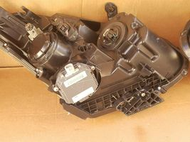 08-10 Nissan Rogue HID Xenon Headlights Set L&R - POLISHED image 12