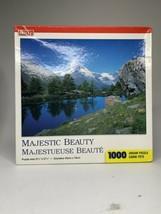 HOYLE 1000 Piece Puzzle: Switzerland Spring Majestic Beauty Factory Sealed - $23.33