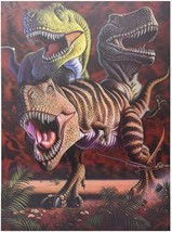 Dinosaurs 3D Lenticular Poster - $29.00