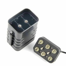 Waterproof Battery Holder Bike Led Light Box Case Layer Wires Lead Recha... - $33.65+