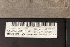 Porsche 911 996 Boxster 986 Amplifier Amp Bose Radio Stereo 996.645.331.03 image 4