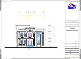 Custom House Home Building Plans 4 Bedroom 4 Bathroom With Garage & CAD ... - $29.69