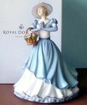 Royal Doulton HAPPY BIRTHDAY Pretty Ladies Figurine 2011 Hand Signed HN5... - $258.90