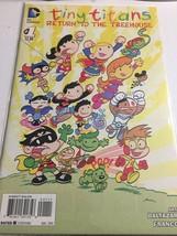 2014 DC Comics Tiny Titans Return of the Treehouse #1 - $5.95