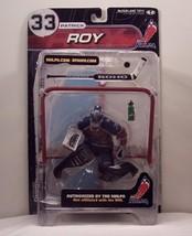 McFarlane Toys NHLPA Hockey Series 1 - Patrick Roy - Standard Figure (Ma... - $22.28