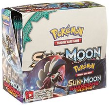 Pokemon TCG: Sun & Moon Guardians Rising Sealed Booster Box - $95.05