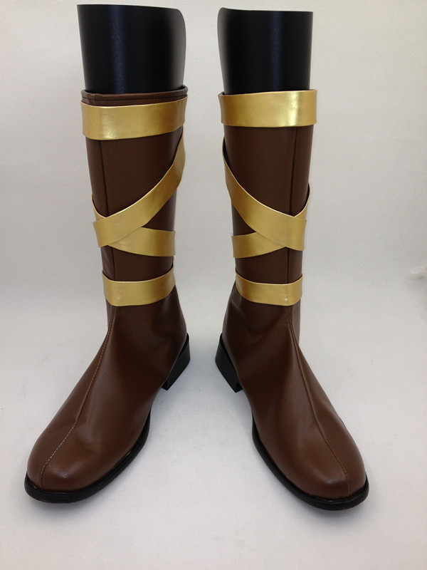 Code geass r2 li xingke cosplay boots buy