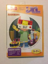 Fisher Price iXL Handy Manny Learning Software ages 3-7 New in Box - $4.94