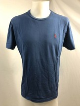 Polo by Ralph Lauren Blue Short Sleeve Crew Neck T Shirt, Men's Size M - $12.34
