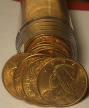 Unc Roll (50) Panama Centesimo Coins~1962-1967-1975-1977~Uracca~Free Shi... - $79.19