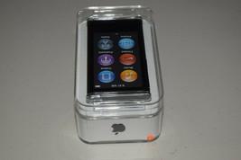 Apple iPod Nano 7th Generation ME971LL/A 16GB Space Gray FM AAC MP3 Media Player - $474.99