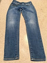 Girl's Gap Blue Denim Legging Jeans (8) - $9.50
