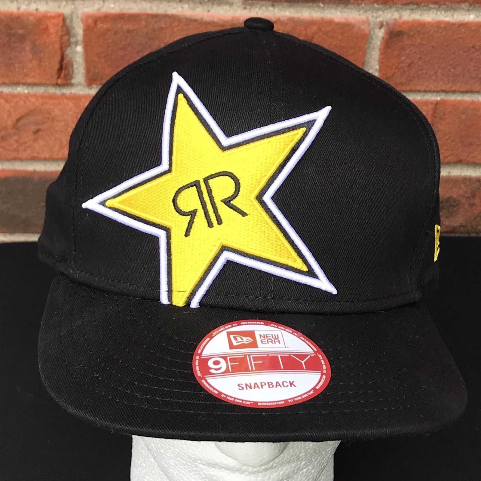 65738c183 Rockstar Energy Drink New Era 9 Fifty Hat and 50 similar items