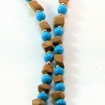 Jasper and Turquoise Eyeglass Chain - $22.88
