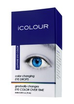 iCOLOUR Color Changing Eye Drops - Change Your Eye Color Naturally - $44.46