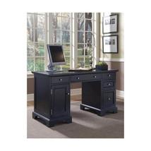 Home Styles 5531-18 Bedford Pedestal Desk, Black Bedford Collection - €452,23 EUR