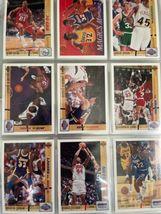 1238 NBA Basketball Card Lot Upper Deck Michael Jordan Holo Kobe Bryant image 5