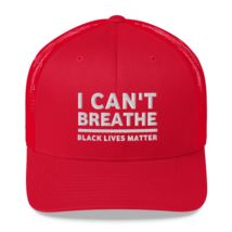 I Can't Breathe Hat / I Can't Breathe Trucker Cap image 10