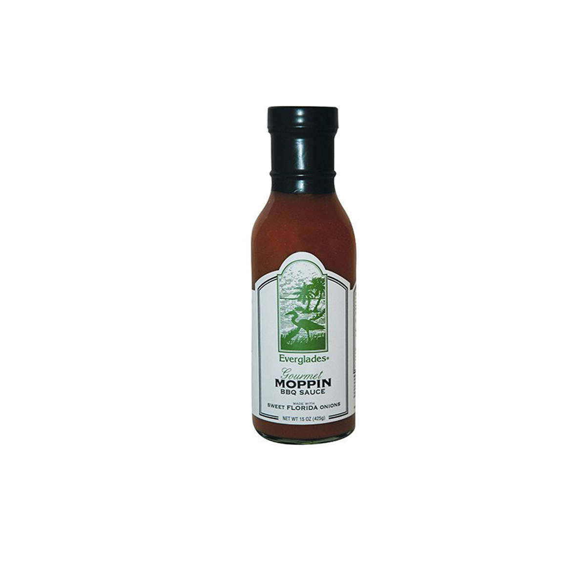 Everglades Seasonings Moppin' BBQ Sauce Sweet Onion Fresh From Florida 15oz, used for sale  USA
